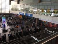 ジャイプール空港で搭乗待ちは退屈かなぁ - インドに行きたい