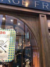マリアージュ フレージュ銀座店 - Table & Styling blog