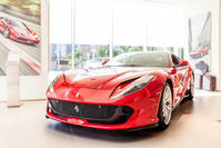 "A story that I saw brand-new flagship Ferrari V12 coupe ""812superfast"" / フェラーリの812superfastを見てきた話。 - 部屋と458と私"