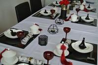 楽天で飲茶テーブルコーディネート例が紹介されています。(8) - 寿司陽子