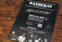 2017.9.9 (sat) Banderas Live in Hirosaki / SPACE DENEGA - bambooforest blog