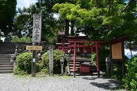 太平記を歩く。その129「後醍醐天皇導之稲荷」奈良県吉野郡吉野町 - 坂の上のサインボード