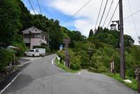 太平記を歩く。その135「攻めが辻」奈良県吉野郡吉野町 - 坂の上のサインボード
