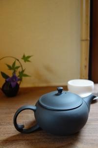 急須で美味しいお茶を - g's style day by day ー京都嵐山から、季節を楽しむ日々をお届けしますー