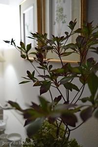 秋色ドウダンツツジ - A partir d'une seule piece  カルトナージュで私だけの空間創り