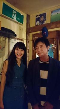 ローズマリーハート 来てくださった皆様編 - 愛知・名古屋を中心に活動する女性ギタリストせきともこのブログ