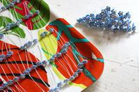 小さいお花を大量生産中 - ビーズ・フェルト刺繍作家PieniSieniのブログ