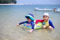 夏だ!海水浴だ!in 愛媛 - 息子と写真がすき。