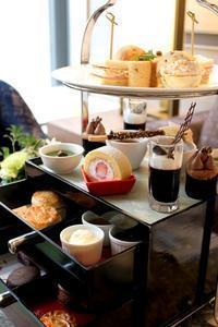 お茶な9月。第1章~アフタヌーンティ~ - 神戸・芦屋発 お茶とお菓子とテーブルコーディネート