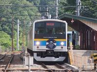 8月最後の週末、富士急3種のヘッドマーク - 富士急行線に魅せられて…(更新休止中)