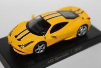 1/64 GRANI&PARTNERS Ferrari 458 Speciale 2013 - 1/87 SCHUCO & 1/64 KYOSHO ミニカーコレクション byまさーる