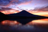 29年8月の富士(14)田貫湖の富士 - 富士への散歩道 ~撮影記~