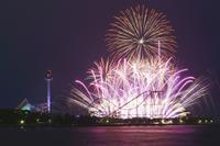 横浜・八景島シーパラダイス花火シンフォニア - エーデルワイスPhoto