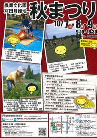農業文化園・戸田川緑地秋まつり2017 - 愛知・名古屋を中心に活動する女性ギタリストせきともこのブログ