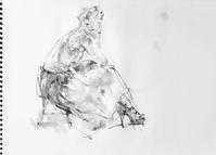 『 Gallerytanasita 17』 - 『Gallery tanasita 1735』croquis・drawing・dessin・ sketch