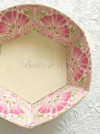 花びらのプラトー - Boîte à Bijoux