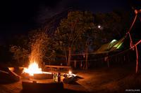 2段目キャンプ場完成。 - ミンタランド