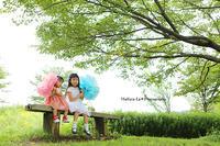 プリンセスフォト×ジャイアントフラワー♡ - マタニティ・家族写真 ロケーション撮影&出張撮影 Hallura-La * Photo blog