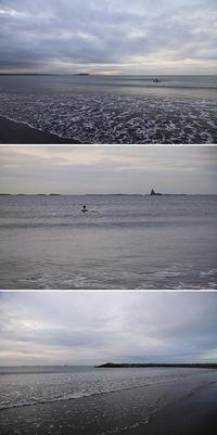 2017/09/05(TEU) 穏やかな海で........。 - SURF RESEARCH