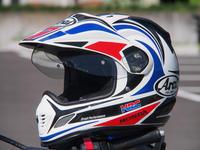 TOUR-CROSS 2 TREK(BLUE):トリコロールカラー(CRF250Lトリコ製作余話) - 風とバイクと俺と。