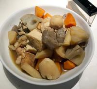 筑前煮@行正り香「やっぱり、和食かな」。からーの、佐藤竹善♪ - Isao Watanabeの'Spice of Life'.