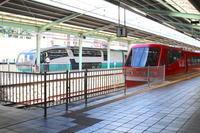 伊豆急下田駅*鉄道旅in伊豆②2017夏* - 子どもと暮らしと鉄道と