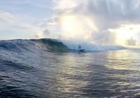久々いい波 - AFRO SURF