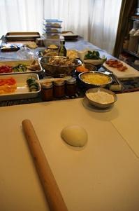 29年10月13・14日ピザの会 - 兵庫県尼崎市のパン教室「大阪こねる会」