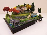 過去の注文鉄道ジオラマ作品その2「軽便」 - 鉄道少年の日々