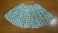 331.LACOSTEのスカート - フリルの子供服