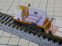 [鉄道模型]「E26系 カシオペア」をメイクアップする(2) スロネE26-1 - 新・日々の雑感