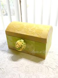 ボンベイ型の箱 - Boîte à Bijoux