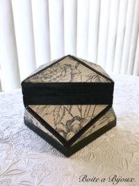 シノワズリー - Boîte à Bijoux