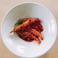 甘トロ「手作りカンジャンセウ♪」 - 今日も食べようキムチっ子クラブ (我が家の韓国料理教室)