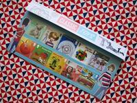 イギリスの名作玩具切手 -  Der Liebling ~蚤の市フリークの雑貨手帖2冊目~