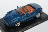 1/64 GRANI&PARTNERS Ferrari California T 2014 - 1/87 SCHUCO & 1/64 KYOSHO ミニカーコレクション byまさーる