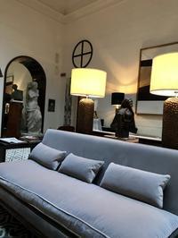 ブティックホテルのJK Placeでアペリティーボ - ロビンと一緒にお茶しましょ♪
