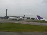 タイ国際航空の深夜便エコノミー - イ課長ブログ
