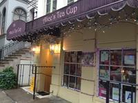 Alice's tea cup でアフタヌーンティー - The Big Apple 日記