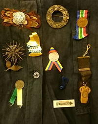 Brooch  - carboots