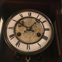 精工舎 座敷時計 ベニス 掛け時計修理 - トライフル・西荻窪・時計修理とアンティーク時計の店