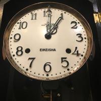 英計舎 エイケイシャ 掛け時計修理 - トライフル・西荻窪・時計修理とアンティーク時計の店