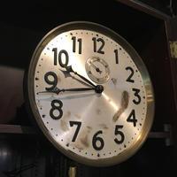JUNGHANS ユンハンス 大型置き時計修理 - トライフル・西荻窪・時計修理とアンティーク時計の店