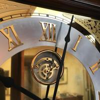大型置き時計修理 ホールクロックの修理 - トライフル・西荻窪・時計修理とアンティーク時計の店