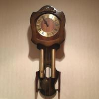 HERMLE ヘルムレ 錘式振り子時計修理 - トライフル・西荻窪・時計修理とアンティーク時計の店