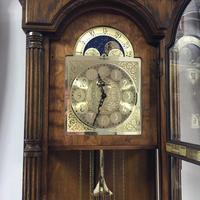HOWARD MILLOR ハワードミラー ホールクロックの修理 - トライフル・西荻窪・時計修理とアンティーク時計の店