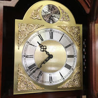TEMPUS FUGIT ホールクロックの修理 - トライフル・西荻窪・時計修理とアンティーク時計の店