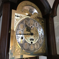 KIENINGER キニンガー 錘式掛け時計修理 - トライフル・西荻窪・時計修理とアンティーク時計の店