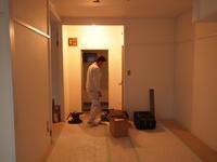 マンションリフォーム内装「玄関」は使いさすく。。 - 一場の写真 / 足立区リフォーム館・頑張る会社ブログ