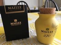 Parisでで知った、MAILLEのトリュフ風味のマスタード - やさしい光のなかで